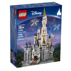 LEGO Disney Castillo Disney 71040