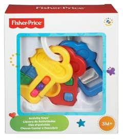 Fisher-Price Infantil Llavero de Actividades 71084