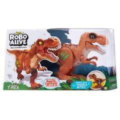 Dinosaurio Robo Alive T-Rex Naranja 7110