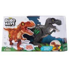 Dinosaurio Robo Alive T-Rex Verde 7110