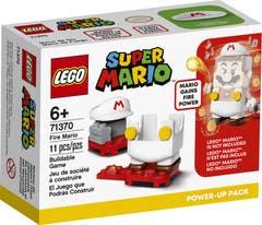 LEGO® Super Mario 71370 Pack Potenciador: Mario de Fuego