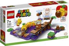 LEGO Super Mario Set de Expansión: Pantano Venenoso de la Floruga 71383
