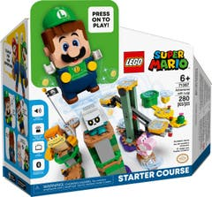 PREVENTA LEGO® Super Mario 71387 Luigi Starter Set