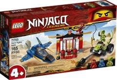 LEGO® NINJAGO® 71703 Batalla en el Caza Supersónico