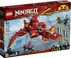LEGO® NINJAGO® 71704 Caza de Kai