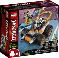 Lego 71706 Auto Fulminante de Cole