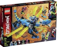 LEGO® NINJAGO® 71711 Ciberdragón de Jay