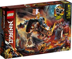 LEGO® NINJAGO® 71719 Criatura Mino de Zane