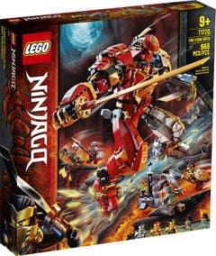 LEGO® NINJAGO® 71720 Robot Rocollameante