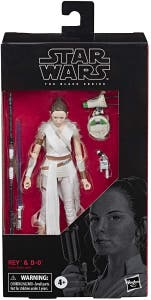 Star Wars The Black Series Figuras De 15 Cm Juguete Hasbro Rey & D-O