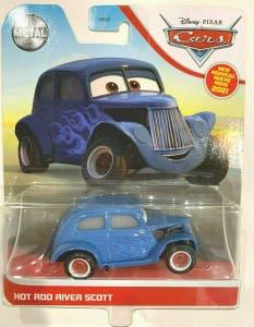 Disney Pixar, Rod River Scott HBP92