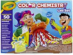 Lab Set Color Chemestry Crayola