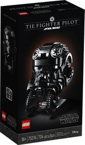 LEGO® Star Wars™ 75274 Casco de Piloto de Caza TIE