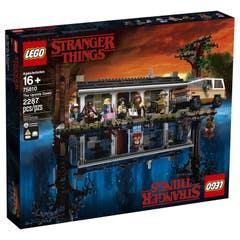 LEGO Stranger Things Mundo del Revés 75810