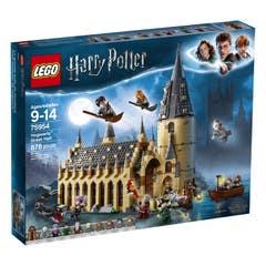 LEGO Harry Potter Gran Comedor de Hogwarts 75954