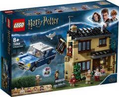 LEGO® Harry Potter™ 75968 Número 4 de Privet Drive