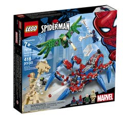 LEGO Marvel Super Heroes Araña Reptadora de Spider-Man 76114