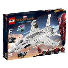 LEGO Super Heroes Jet Stark y el Ataque del Dron 76130
