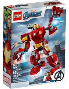LEGO® Super Heroes 76140 Armadura Robótica de Iron Man