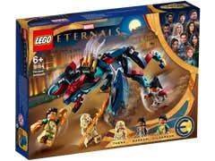 LEGO Marvel Emboscada de los Desviantes 76154
