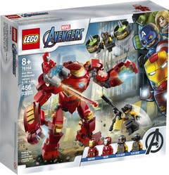 LEGO® Marvel Avengers Movie 76164 Hulkbuster de Iron Man vs. Agente de A.I.M.