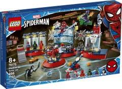 LEGO Marvel Super Heroes Ataque a la Guarida Arácnida 76175