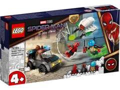 LEGO Marvel Spider-Man vs. Ataque del Dron de Mysterio 76184