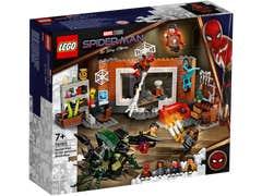 LEGO Marvel Spider-Man en el Taller del Santuario 76185