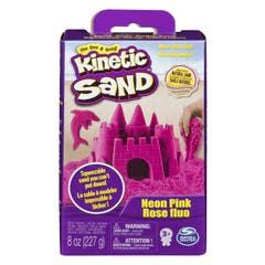 Caja de arena Kinetic Sand Rosa