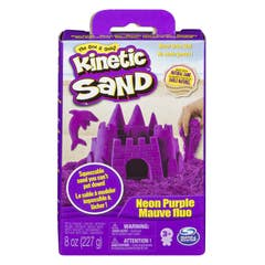 Caja de arena Kinetic Sand Morado