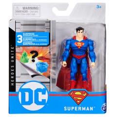 DC Universe Figura de Acción Super Man Clasico