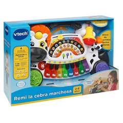 Remi La Cebra Marchosa 80-179122 Vtech