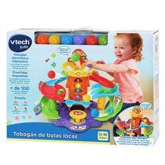 Tobogan De Bolas Locas 80-505422 Vtech