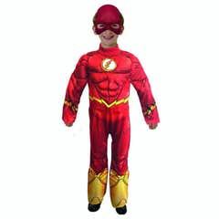 Disfraz Infantil Flash DC