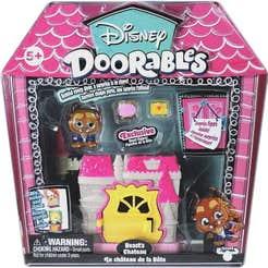 Mini Display Set Disney Doorables Temporada 2 Bandai