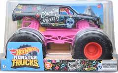 Hot Wheels 1:24 Camion De Los Muertos