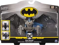 Figura Batman Megaequipo 4 Pulgadas
