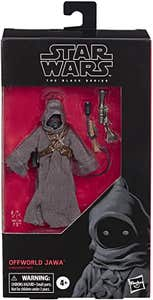 Star Wars The Black Series Figuras De 15 Cm Juguete Hasbro Offworld Jawa