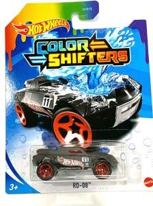 Mattel Hot Wheels Color Shifters Vehículo 8 BHR15