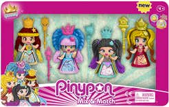 Pinypon Queens Pack 4
