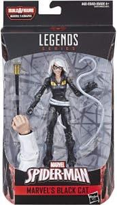 Figura 6 Pulgadas Spider-Man Marvel Legends Black Cat