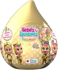 Fotorama Bebés Llorones Gold Edition 1206