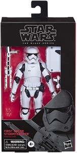 Star Wars The Black Series Figuras De 15 Cm Juguete Hasbro First Order Storm Trooper