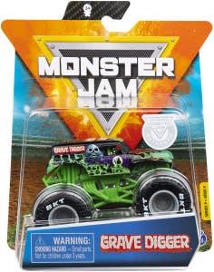 Monster Jam 1:64 1 Pack Spin Master Grave Digger