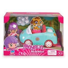 Vehiculo Famosa Pinypon Coche 700012713