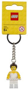 LEGO Merchandise Llavero de Bailarina 853667