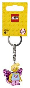 LEGO Merchandise Llavero de Chica Mariposa 853795