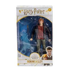 Figura de Acción Harry Potter Wizarding World McFarlane Ron Weasley 85882