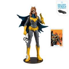"""Figura De Acción McFarlane DC Collector 7"""" Batgirl"""