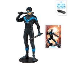 "Figura De Acción McFarlane DC Collector 7"" Nightwing"